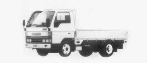 Mazda Titan 2T FULL WIDE&LOW, STANDARD CAB&BODY 3.0L 1996 г.