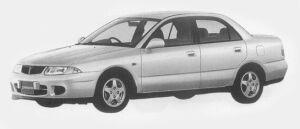 Mitsubishi Carisma LS 1996 г.