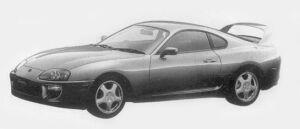 Toyota Supra RZ 1996 г.