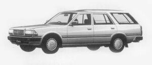 Nissan Cedric VAN V20E GL 1996 г.