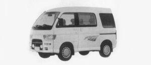 Daihatsu Atrai RT TURBO 1996 г.