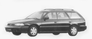 Subaru Legacy TOURING WAGON BRIGHTON 1996 г.