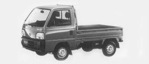 Honda Acty Truck SDX 2WD 1996 г.