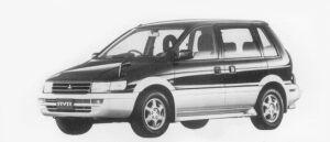 Mitsubishi RVR SPORTS GEAR  Z 2.0 1996 г.