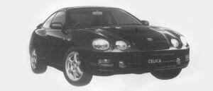 Toyota Celica GT-FOUR 1996 г.