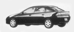 Mazda Lantis COUPE TYPE G 1800 1996 г.