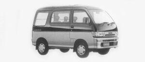 Daihatsu Atrai LIBERNO 1996 г.