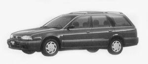Nissan Avenir SALUT X (2WD) 1996 г.