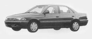 Toyota Carina SEDAN 1.5Ti 1996 г.