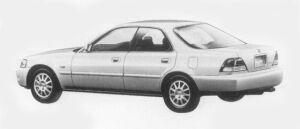 Honda Inspire 25XG 1996 г.
