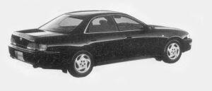 Toyota Corona Exiv 180E 1996 г.