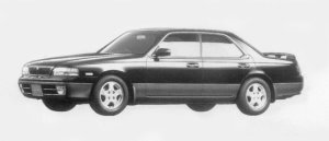 Nissan Laurel 25 CLUB  S TYPE X 1996 г.