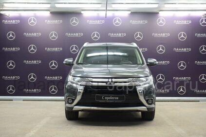 Mitsubishi Outlander 2015 года в Москве