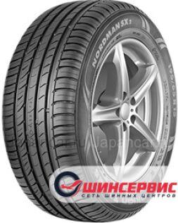 Летниe шины Nokian Nordman sx2 165/65 14 дюймов новые в Краснодаре