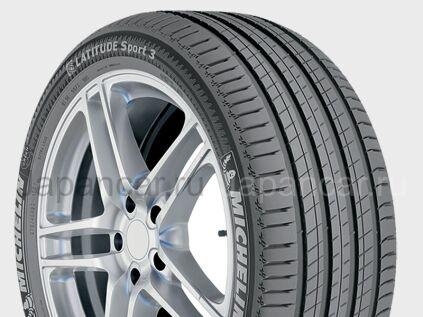 Летниe шины Michelin Latitude sport 3 275/50 19 дюймов новые в Иркутске
