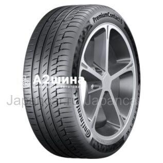 Летниe шины Continental Premiumcontact 6 245/45 18 дюймов новые в Санкт-Петербурге