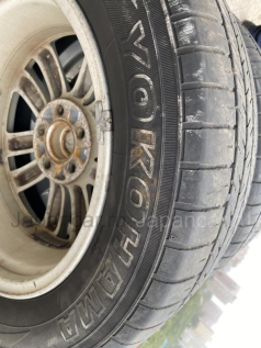 Летниe шины Yokohama Geolandar g91 225/60 17 дюймов б/у во Владивостоке