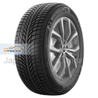 Зимние шины Michelin Latitude alpin 2 225/65 17 дюймов новые в Хабаровске