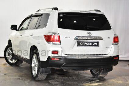 Toyota Highlander 2012 года в Кирове