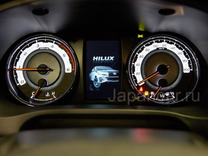 Toyota Hilux Pick Up 2020 года в Новосибирске