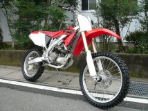 мотоцикл HONDA CRF 450R