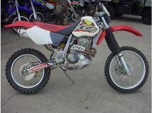 эндуро HONDA XR400R
