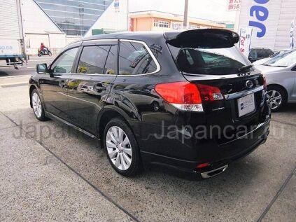 Subaru Legacy 2012 года в Японии