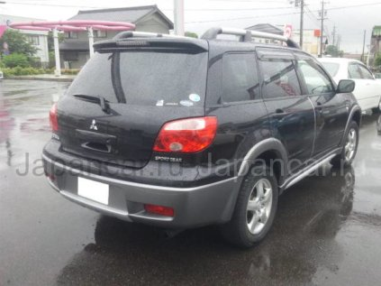 Mitsubishi Airtrek 2003 года в Японии