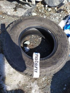 Летниe шины Bridgestone Dueler a/t 255/70 15 дюймов б/у во Владивостоке