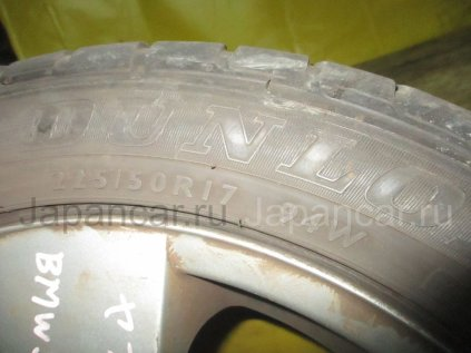 Летниe шины Dunlop Sp sport 01 225/50 17 дюймов б/у в Новосибирске