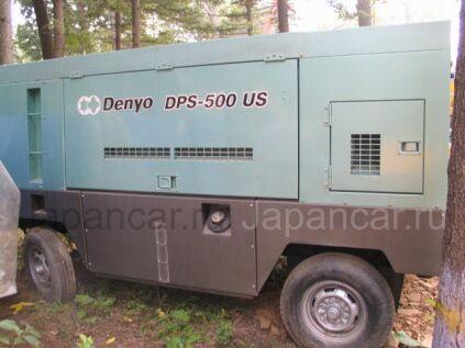 Компрессор DENYO DPS500US 1998 года в Японии