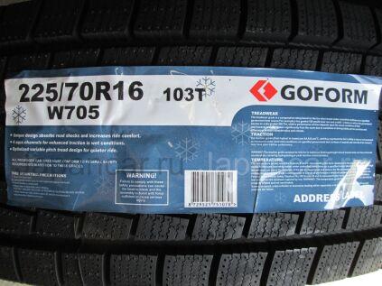 Зимние шины Goform W705 225/70 16 дюймов новые во Владивостоке