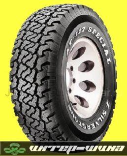 Грязевые шины Silverstone At-117 special 235/75 15 дюймов новые во Владивостоке