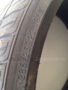 Летниe шины Kumho 285/25 22 дюйма новые во Владивостоке