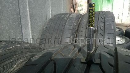 Летниe шины Dunlop Lemans lm704 215/55 17 дюймов б/у в Челябинске