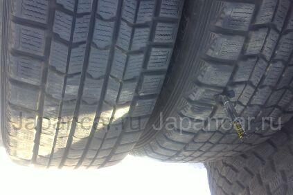 Зимние шины Dunlop grandtrek sj7 225/65 17 дюймов б/у в Челябинске