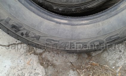 Летниe шины kumho Solus kl21 235/65 17 дюймов б/у во Владивостоке