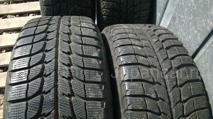 Зимние шины Michelin x-ice 225/60 16 дюймов б/у в Челябинске
