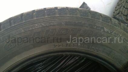 Всесезонные шины Dunlop Grandtrek sj6 225/65 18 дюймов б/у в Спасске-Дальнем