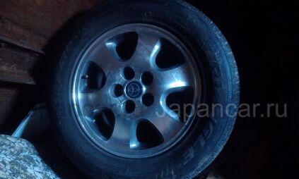 Диски 16 дюймов Toyota ширина 6.5 дюймов вылет 45 мм. б/у в Кургане