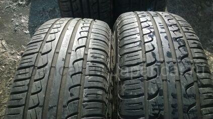 Летниe шины Pirelli p6 195/60 15 дюймов б/у в Челябинске