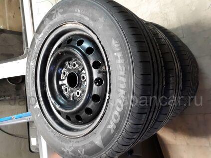 Летниe колеса Hankook Kinergy eco 195/65/15 15 дюймов Toyota б/у в Новосибирске