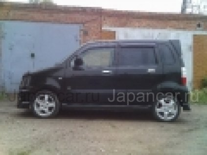 Губа на Suzuki Wagon R Solio в Омске