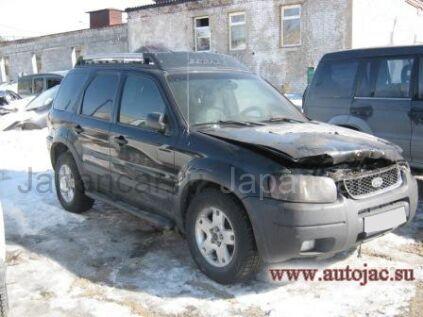 Багажник на Ford Escape в Новосибирске
