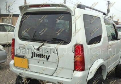 Спойлер на Suzuki Jimny во Владивостоке
