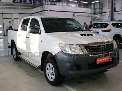 Toyota Hilux 2015 года в Ульяновске