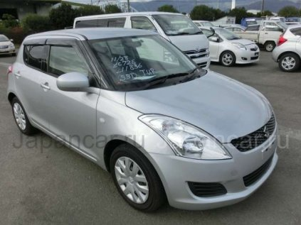 Suzuki Swift 2012 года в Японии, KOBE