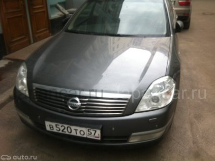 Nissan Teana 2006 года в Москве