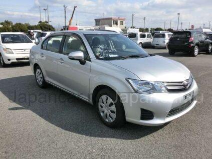 Toyota Corolla Axio 2013 года в Японии, KOBE