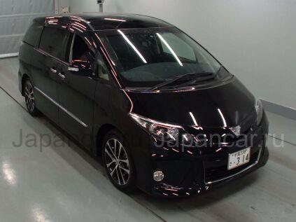 Toyota Estima 2013 года в Японии